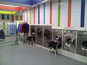 Onze wasmachines en drogers.